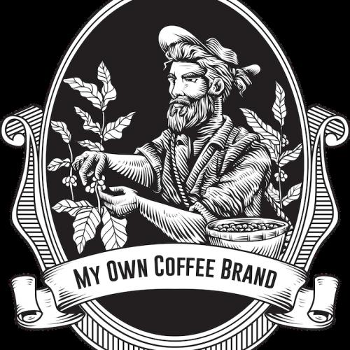 My Own Coffee Brand Logo
